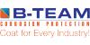 B-TEAM - pompe industriale - echipamente industriale - pardoseli industriale - energie