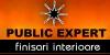 PUBLIC EXPERT - Amenajări interioare decorative - Finisări și zugrăveli - Gresie și faianță
