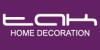 TAK DECOR: Perdele - draperii - sisteme de prindere - textile de casă