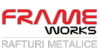 FRAMEWORKS - rafturi metalice, echipamente comerciale și scări din aluminiu