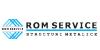 ROM SERVICE - Hale metalice la cheie - Proiectare, fabricare și montaj structuri metalice