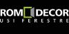 ROM DECOR - Uși, ferestre și închideri terasate
