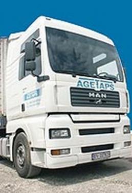 Transport marfa cu camioane tip prelata/duba si tonaj de 1,5 - 24t.