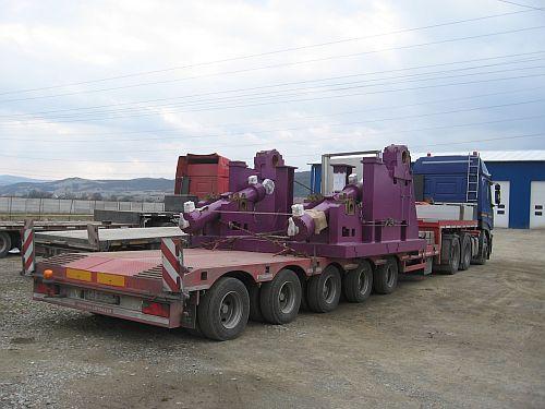 Transport de marfuri agabaritice