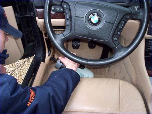 Spalari auto interioare