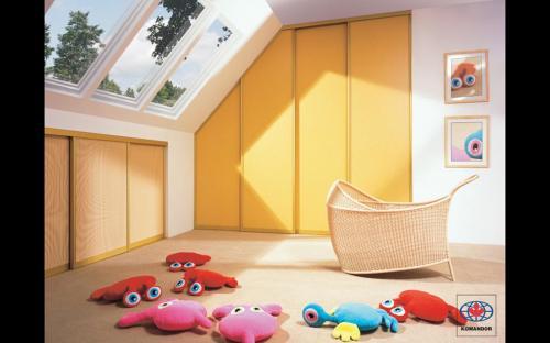 Mobilier si design in camera copilului