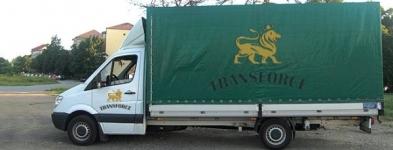 Transport marfa cu sprintere