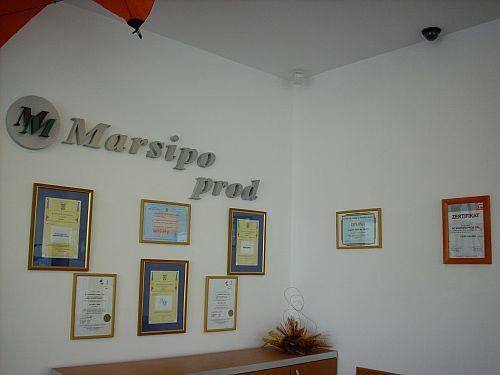 Interior sediu Marsipo Brasov