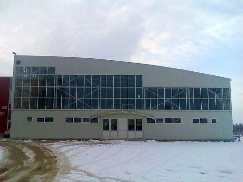 Constructii modulare din otel si aluminiu