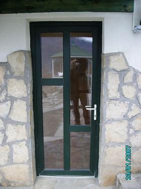 CIGASO - tamplarie PVC cu geam termopan - usi garaj - jaluzele si