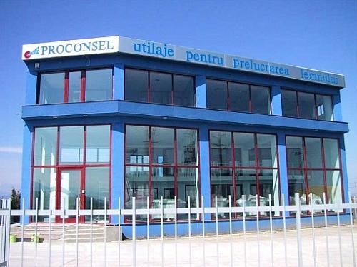 Constructie sediu Proconsel