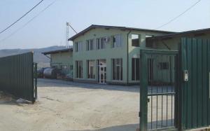 Constructie hala de productie Sibiu