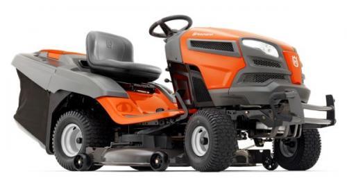 Tractor ptr gazon HVA CTH 224 T
