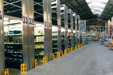 Sistem rafturi metalice fara suruburi