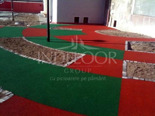 Sistem Conica 2S loc de joaca Petrosani
