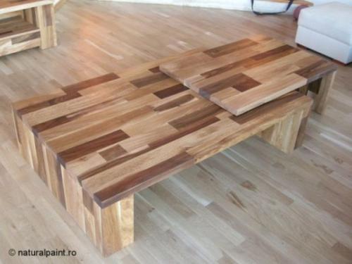 Mobilier din lemn masiv Brasov