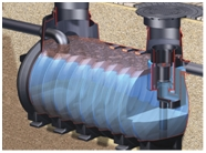 Separator de hidrocarburi din phd