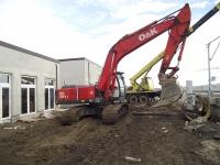 Excavator O&K RH 8.5