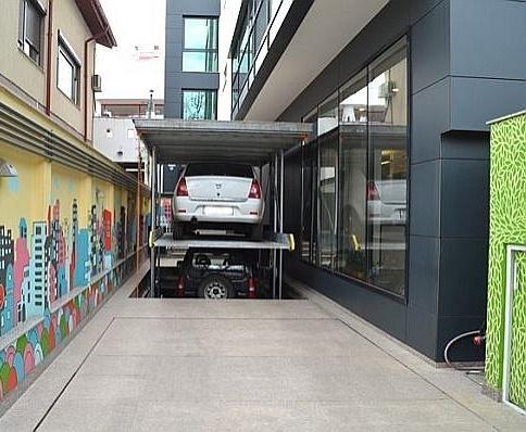Sisteme de parcare auto