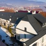 Ferestre de acces pe acoperiș
