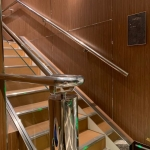 Balustrada decupata laser