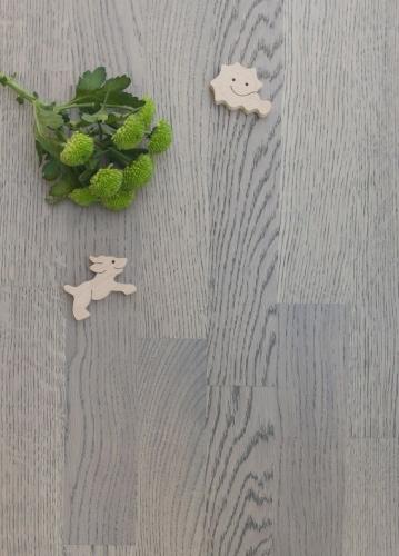 Dusumea Vintage Stejar Platinum