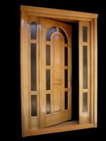 Usi lemn masiv exterior