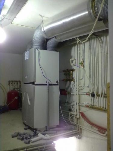 Sistem de ventilatie Comfosystems