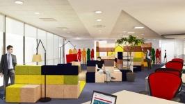 Design interior cladie birouri