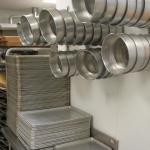 Balustrade zincate termic