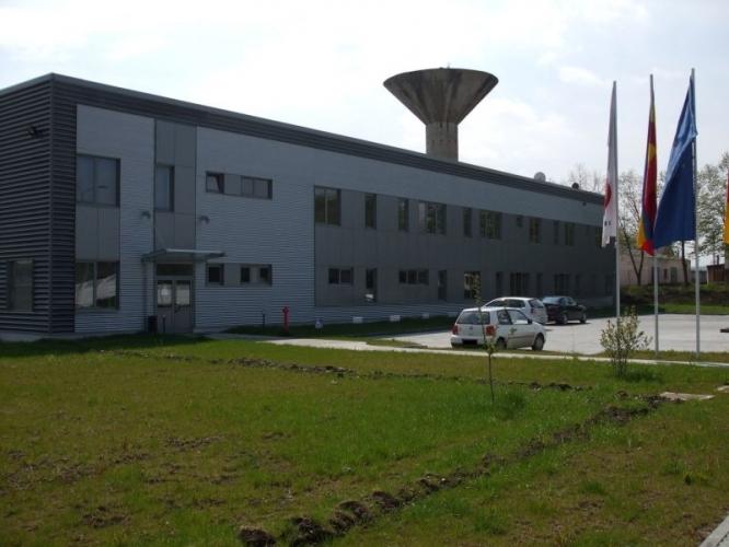 Fabrica Schneider Oeschler Lipova