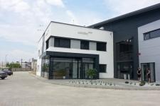 Hală producție și birouri StettlerTech Bistrița