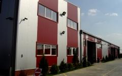 Invelitori metalice pentru hale industriale