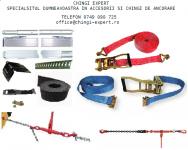 Accesoerii și chingi de ancorare