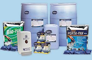 Produse profesionale de intretinere toalete ecologice