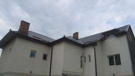 Execuție acoperiș din tablă