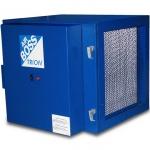 Ventilator axial pentru montaj pe perete