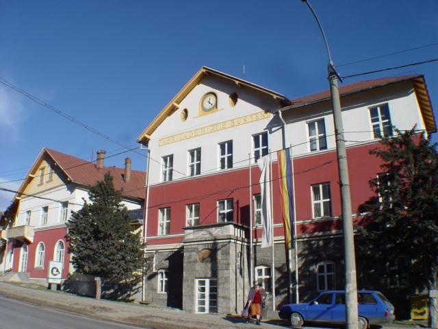 Tamplarie PVC Fabrica de Hartie Busteni