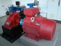 Montaj Microhidrocentrală 290kW
