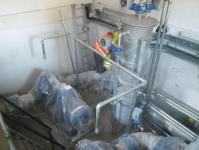 Instalație vacuum de irigații Republica Moldova