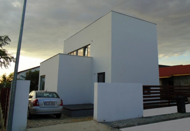 Hiparion - Constructie casa