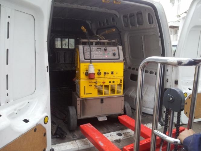 Reparatii aparate si echipamente de sudura