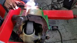 Reparatii piese metal