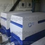 Panouri solare cu suport inox