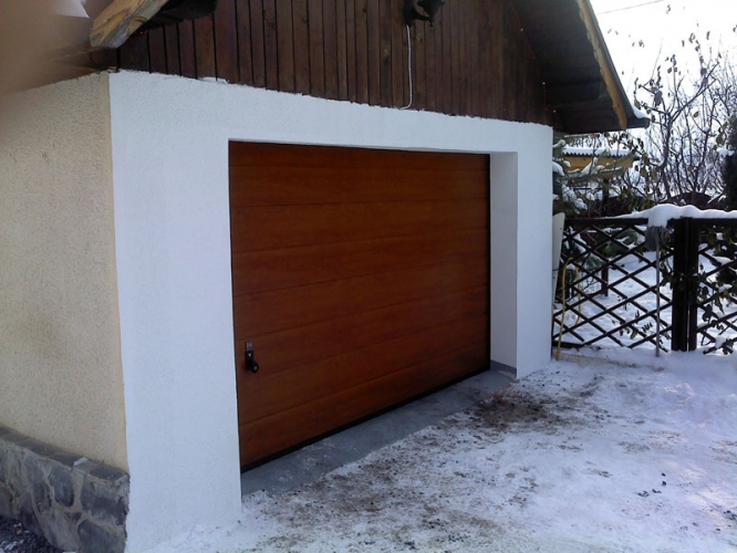 Uși de garaj automatizari