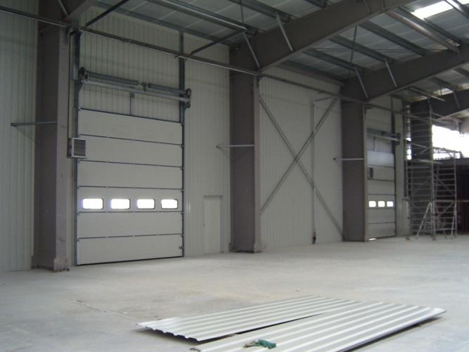 Uși de garaje industriale Hormann SPU 40