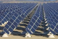 Construire parc fotovoltaic