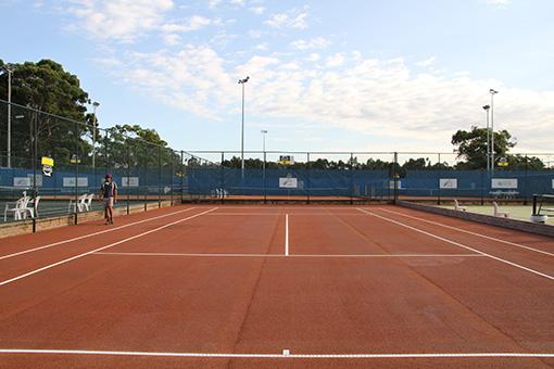 Teren de tenis INTEUROSPORT