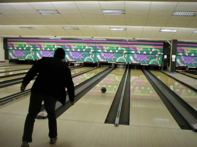 Pistă de bowling