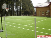 Teren de tenis pentru profesioniști și amatori